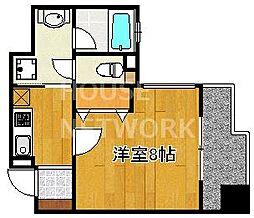 SUMIKA六角高倉[305号室号室]の間取り
