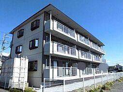 埼玉県熊谷市久下3丁目の賃貸マンションの外観