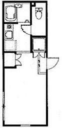 アートフル代田[3階]の間取り