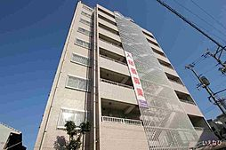 広島県福山市霞町2丁目の賃貸マンションの外観