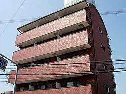 大阪府羽曳野市古市7丁目の賃貸マンションの外観