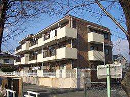 長野県長野市大字栗田東番場の賃貸アパートの外観