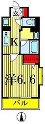プライムアーバン錦糸公園[3階]の間取り