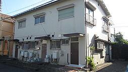 コーポ羽村[3号室]の外観