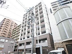 兵庫県神戸市灘区鹿ノ下通3の賃貸マンションの外観