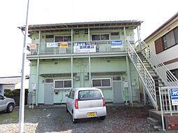 中川コーポ[1階]の外観