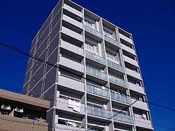 愛知県名古屋市北区上飯田西町2丁目の賃貸マンションの外観