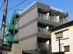 埼玉県草加市瀬崎5丁目の賃貸マンションの外観
