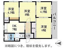 東山公園駅 5.0万円