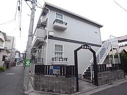 コーポ・エース[2階]の外観