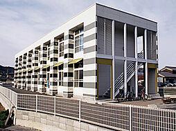 兵庫県姫路市御国野町御着の賃貸アパートの外観