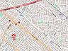 地図,2LDK,面積70.34m2,賃料6.2万円,札幌市営東西線 宮の沢駅 徒歩15分,札幌市営東西線 発寒南駅 徒歩24分,北海道札幌市西区西野二条8丁目1番1号