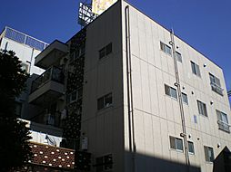 パームスプリング[3階]の外観