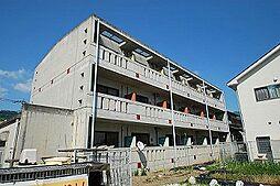 福岡県糟屋郡須惠町大字上須惠の賃貸マンションの外観