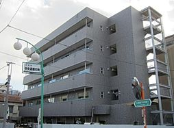 東京都中野区大和町4丁目の賃貸マンションの外観