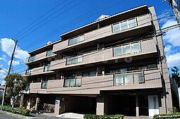 千里五月ヶ丘ハイツ5番館[2階]の外観