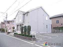 山手メゾン壱 D[1階]の外観