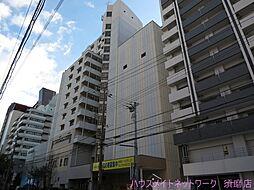 ルミエール神戸[4階]の外観
