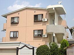 大阪府東大阪市日下町2丁目の賃貸マンションの外観