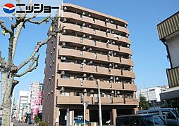 ナチュレ 一幸I[3階]の外観