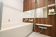 新調されたお風呂は気持ちがよく、1日の疲れを落としてください。