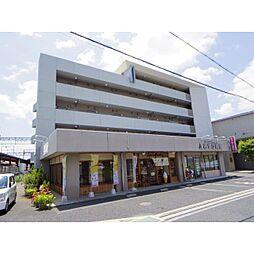 奈良県大和郡山市九条平野町の賃貸マンションの外観