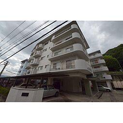 福岡県福岡市南区大池1の賃貸マンションの外観