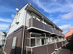 千葉県成田市囲護台2の賃貸アパートの外観