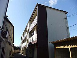 マンション袋谷[105号室]の外観