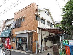 第一倉沢アパート[2F号室]の外観