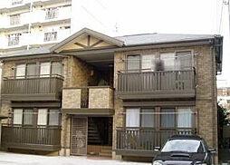愛知県名古屋市南区元柴田東町4丁目の賃貸アパートの外観