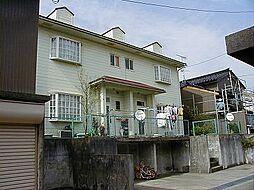 山田アパート[1号室]の外観