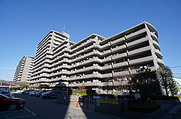 埼玉県北本市朝日2丁目の賃貸マンションの外観