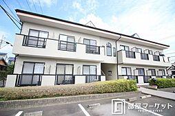 愛知環状鉄道 末野原駅 4.8kmの賃貸アパート