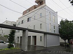 [テラスハウス] 北海道札幌市中央区南十八条西13丁目 の賃貸【/】の外観