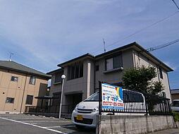 和歌山県有田市新堂の賃貸マンションの外観