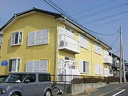 浅倉コーポ[202号室]の外観