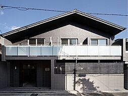 京都府京都市左京区下鴨貴船町の賃貸マンションの外観