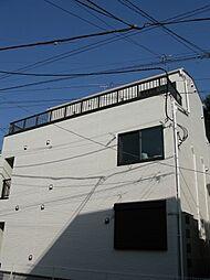 神奈川県横浜市西区北軽井沢の賃貸アパートの外観