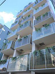 東京都新宿区北新宿4丁目の賃貸マンションの外観
