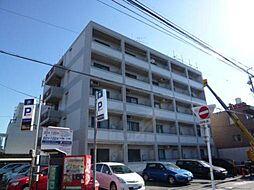 グレーシー西ノ京[4階]の外観
