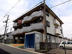 大阪府大阪狭山市半田6丁目の賃貸マンションの外観