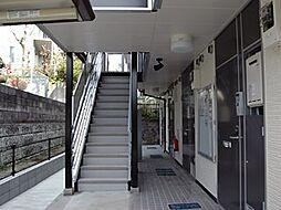 レオパレスDOUBLETOMO[2階]の外観