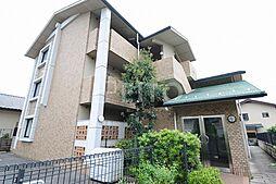 京都府京都市左京区岩倉中河原町の賃貸マンションの外観