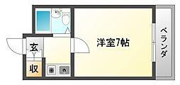 江坂NAKATAハイツ[3階]の間取り