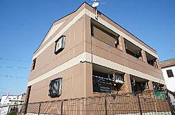 サンコーポバンビ[1階]の外観