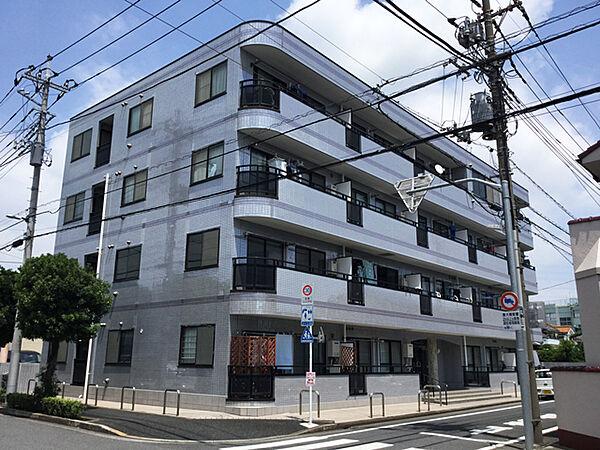 エーデルブルーメスズキ 4階の賃貸【東京都 / 足立区】