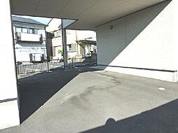 会澤コーポ[204号室]の外観