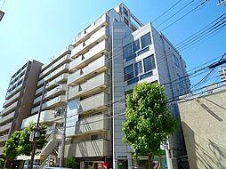 兵庫県西宮市田中町の賃貸マンションの外観
