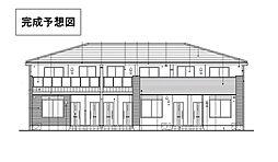 甘木鉄道 甘木駅 バス2分 依井東下車 徒歩4分の賃貸アパート